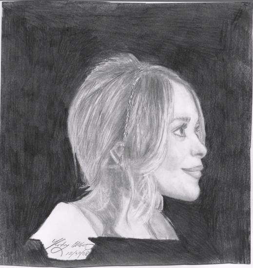 Mary-Kate Olsen by Rodney